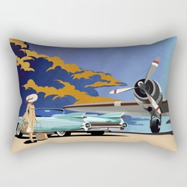 Cadillac Eldorado Biarritz 1959 Rectangular Pillow