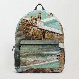 Bondi Icebergs Club | Bondi Beach Sydney Australia Ocean Coastal Travel Photography Backpack
