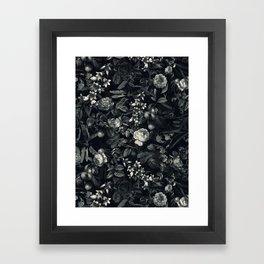 Black Forest III Framed Art Print