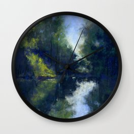Time to Reflect Wall Clock