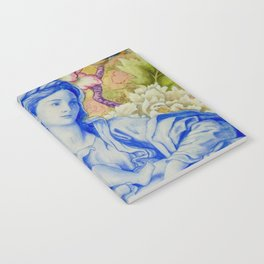 Madonna and Child with Finches Notebook