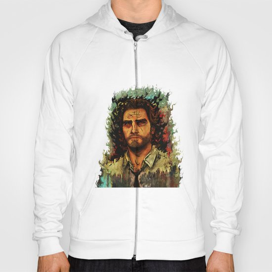 the wolf among us Hoody