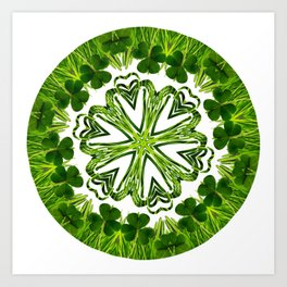 Greenery No. 6 Art Print