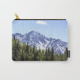 Alaskan Spring Mountains Carry-All Pouch