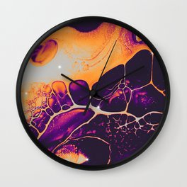 EACH OTHER Wall Clock