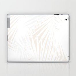 Palms White & Nude Laptop & iPad Skin