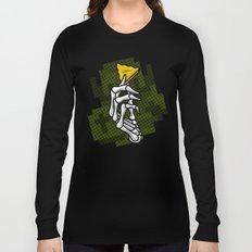 HYRULE VALUES TRIFORCE PART Long Sleeve T-shirt