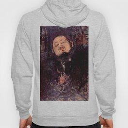 "Amedeo Modigliani ""Diego Rivera"" Hoody"