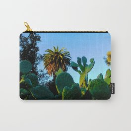 California Spikey Cactus Carry-All Pouch