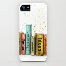 Books of Life iPhone Case