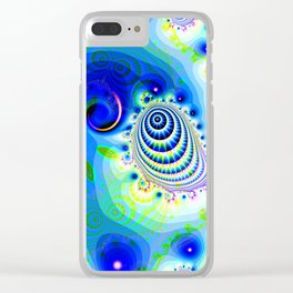 Shells Clear iPhone Case