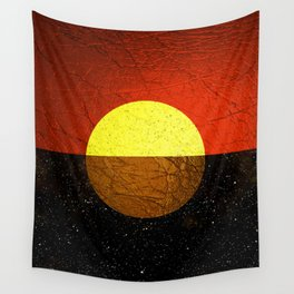 Abstract #227 Wall Tapestry