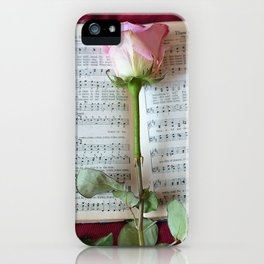 Mother's Rose iPhone Case