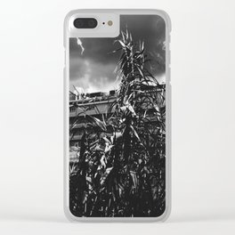 Thunderstorm in Tivoli Clear iPhone Case