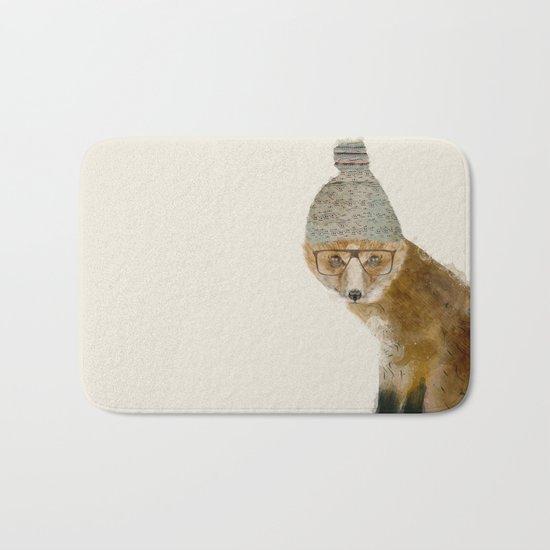 indy fox Bath Mat
