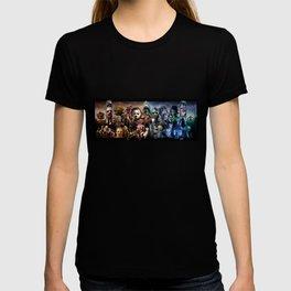 Classic Horror Movies T-shirt