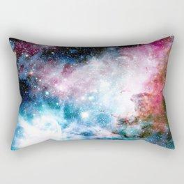 Carina Nebula : Colorful Galaxy Rectangular Pillow