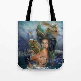 SunQueen Goddess Tote Bag