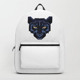Panther Face Backpack