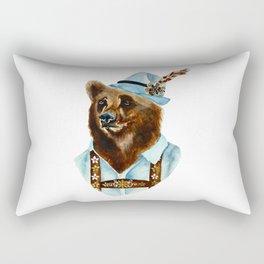 Bear-Varian  Rectangular Pillow