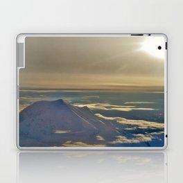 At the Top of Denali Laptop & iPad Skin