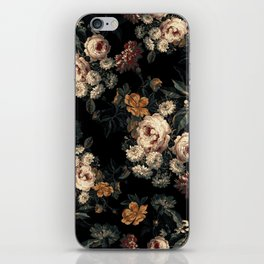 Midnight Garden XIV iPhone Skin