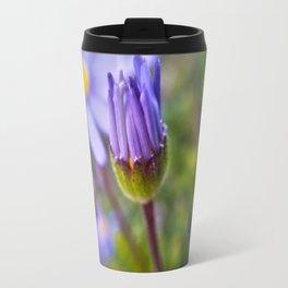 Macro Flower 21 Travel Mug
