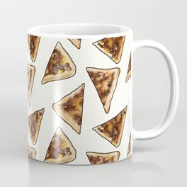 Vegemite on Toast Dreams in white Coffee Mug