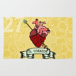 El Corazon Rug