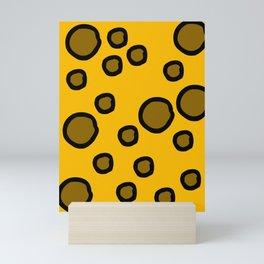 Holey Moley Mini Art Print