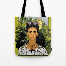 NECKLACE OF THORNS Tote Bag