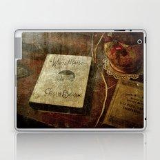 White House Cookbook Laptop & iPad Skin