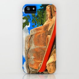 Day Tripping  iPhone Case
