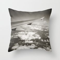 { flying high } Throw Pillow