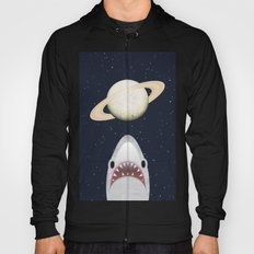 The Universe Is A Shark's Playground Hoody