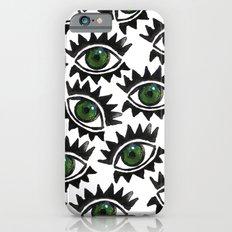 Green Eyes iPhone 6s Slim Case