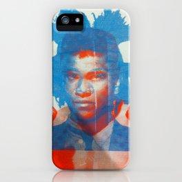 Jean-Michel Ali iPhone Case