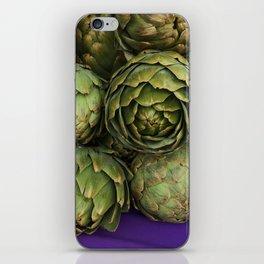California Artichokes iPhone Skin