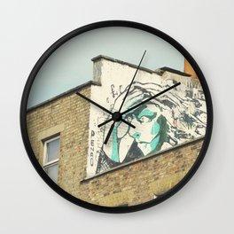 Camden Graffiti Wall Clock