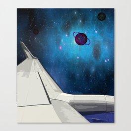 Deep Exploration Canvas Print