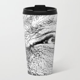 Look at me! Metal Travel Mug