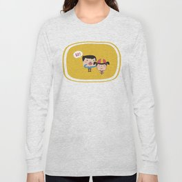 Let's Go! (Yellow Tales Series) Long Sleeve T-shirt