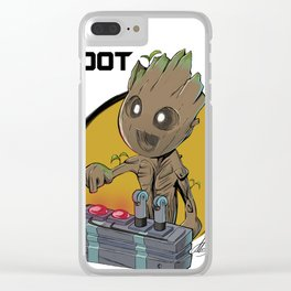 imgroot Clear iPhone Case