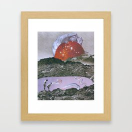 ralup Framed Art Print