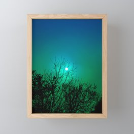 Firmamentum Framed Mini Art Print