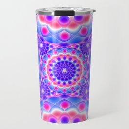 Mandala Psychedelic Visions G220 Travel Mug