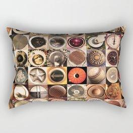 'round Austin, Texas part one.. Rectangular Pillow