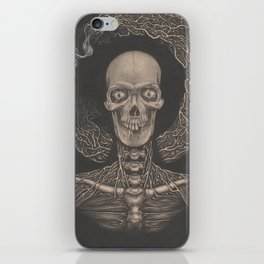 Catharsis iPhone Skin