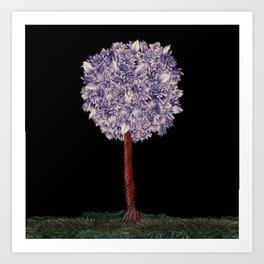 Flora#3 Art Print
