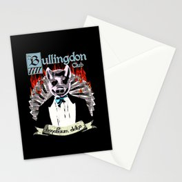 the Bullingdon Club Stationery Cards